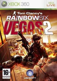 *PREOWNED* Rainbow Six Vegas For Xbox 360 - £1.99 Delivered @ Gameplay