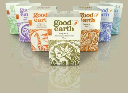 Good Earth Organic teas 60p a box at ASDA (instore only)