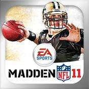 Madden NFL 11 Full Version For iPhone - 59p @ iTunes