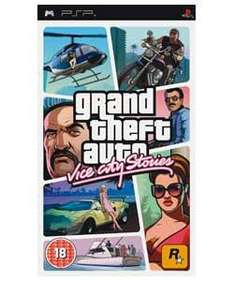 Grand Theft Auto: Vice City Stories (PSP) (Pre-owned) - £3.99 @ Gameplay