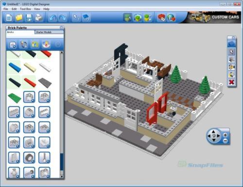 Free Lego Digital Designer For PC & Mac @ Lego