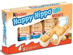 x4 Kinder Hippos @ Home Bargains 89p