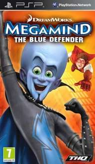 Megamind: The Blue Defender For PSP - £4.85 Delivered @ The Hut