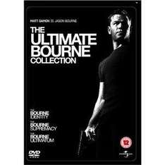 The Ultimate Bourne Collection (DVD) (3 Discs) - £9.99 @ Amazon