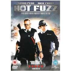 Hot Fuzz DVD £2.89 at Amazon & Play