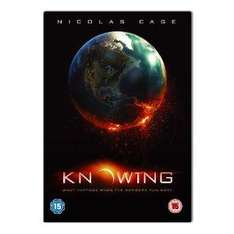 Knowing DVD £2.97 at Amazon