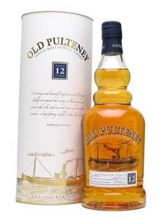 Old Pulteney 12 Year Old - 70cl - £20 - Tesco