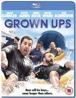 Grown Ups On Blu-ray - £9.95 Delivered @ Base
