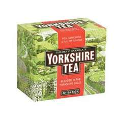 160 Yorkshire Tea for only £1.99 @ Spar