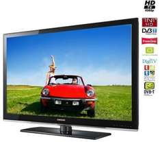 """Samsung LE40C550 40"""" HD 1080P LCD TV with Freeview - £367 Delivered @ PRC Direct"""
