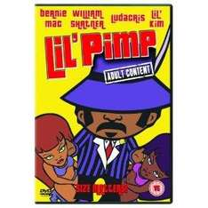 Lil' Pimp DVD £2.09 @ Amazon