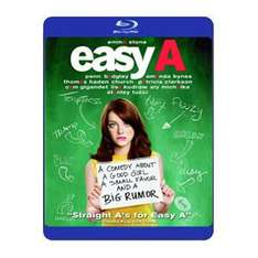 Easy A Blu-Ray £12.98 / 2 for £20 @ MyMemory