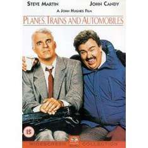 Planes, Trains & Automobiles (DVD) - £2.99 @ Amazon & HMV