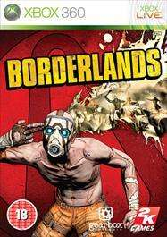 Borderlands For PS3 & Xbox 360 - £10.00 Delivered @ Tesco Entertainment