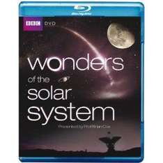 Wonders Of The Solar System Blu-Ray £8.97 @Amazon