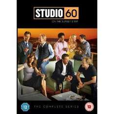 Studio 60 On The Sunset Strip Complete Series DVD at Amazon for £7.59