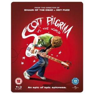 Scott Pilgrim Vs The World - Blu Ray Steelbook £13.97 @ Amazon