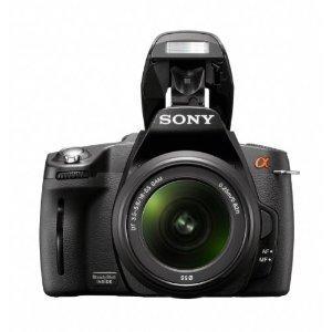 Sony DSLRA390L - Alpha Digital SLR Camera With SAL1855 Lens - £339 Delivered @ Amazon