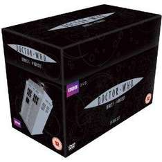 Doctor Who Series 1-4 @ Amazon for only £43.47