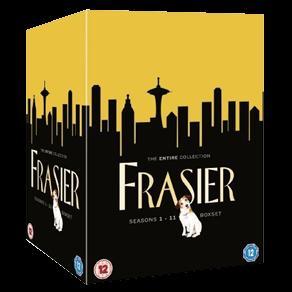 Frasier: Complete Collection: 44dvd: Box Set - £45.99 @ hmv