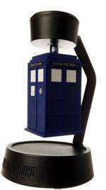 Dr Who, Spinning Tardis £8, @WHS. with free store pick up.