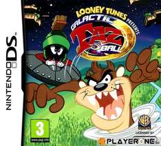 Galactic Taz Ball For Nintendo DS - £3.99 Delivered @ Base