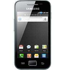*PAY AS YOU GO* 3 Mobile - Samsung Galaxy Ace S5830 - £199 Delivered @ 3 Mobile