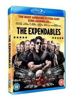 The Expendables (Blu-ray) - £9.95 @ Base