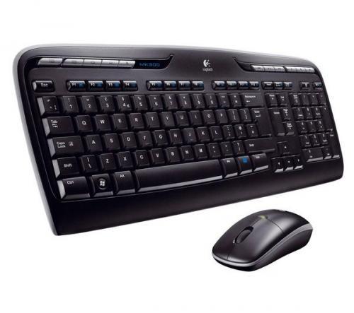 Logitech Wireless Desktop MK300 - £13.49 Delivered @ Dixons