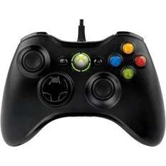 Black Wired Controller For Xbox 360 - £18.99 Delivered @ Comet