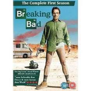 Breaking Bad - Season 1 [DVD] for £4.97 @ Amazon