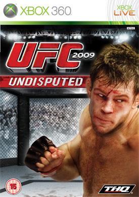 UFC 2009 Undisputed (Xbox 360) - £7 @ HMV