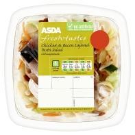 Half Price Layered Chicken,Bacon & Pasta Salad 375g NOW £1 @ Asda