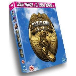 The Naked Gun Trilogy (DVD) - £5 @ Amazon