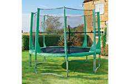 8ft Trampoline Enclosure - £19.99 *Reserve & Collect* @ Argos