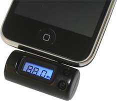 FM Transmitter & Remote Control For Apple iPhone, iTouch, iPod & iPad - £5.60 Delivered @ 7 Day Shop