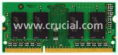 8GB Kit (4GBx2), 204-pin SODIMM, DDR3 1333MHz PC3-10600 Apple Macbook pro (Early-2011 Laptop/Notebook) - £66.95 Delivered *Using Voucher Code* @ Crucial