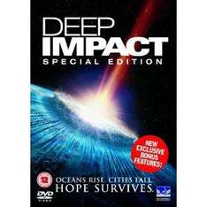 Deep Impact: Special Edition (DVD) - £2.99 @ Play & Amazon