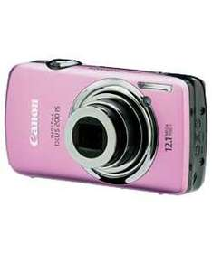 Canon IXUS 200 IS - 12MP Touch Screen Camera In Purple - £123.98 Delivered @ Ebay Argos Outlet