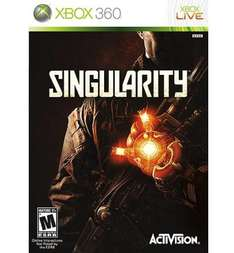 Singularity XBOX 360 at WH Smiths only £49.99 WOW!!