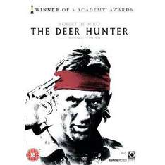 The Deer Hunter Special Edition [DVD] £3.42 at HMV & Amazon