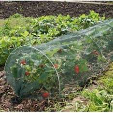 Bio Green Net Tunnel Cloches £9.99 @ twowests.co.uk