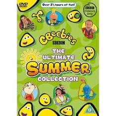 Cbeebies: The Ultimate Summer Collection (DVD) - £3.49 @ Amazon & Play