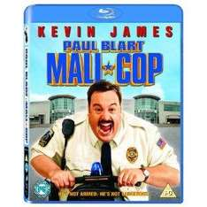 Paul Blart: Mall Cop (Blu-ray) £4.00 @ Amazon