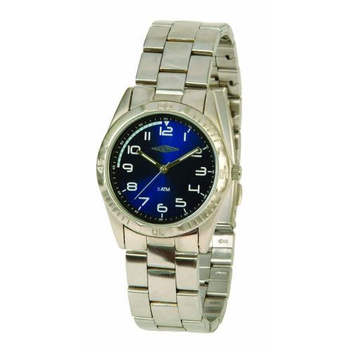 Umbro M710 Junior Blue Dial Stainless Steel Bracelet Watch £5.95 @ Amazon