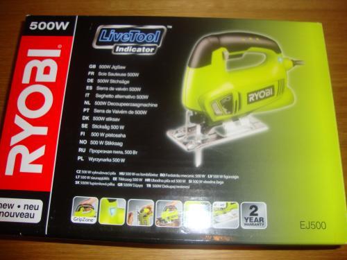 Misprice... Ryobi Ej500 500 Watt Jigsaw £5.00 @ B&Q