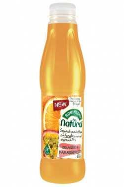 Robinsons Be Natural Fruit Juice 600ml - 29p @ B&M Retail