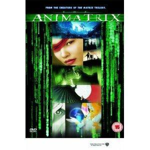 The Animatrix [DVD] £1.50 @ Amazon (CheetahFBA)