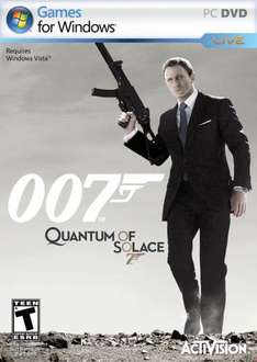 007 Quantum of Solace (PC) (Pre-owned) - £1.50 @ CeX