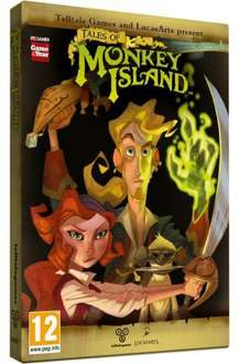 Tales Of Monkey Island: Premium Edition (PC) - £17.99 @ Play